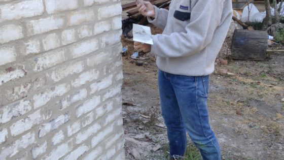 Repointing 3